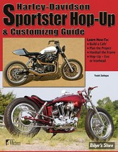 CUSTOM - BOOK HD SPORTSTER HOP UP & CUSTOMIZING