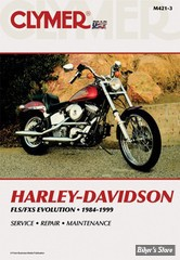 MANUEL CLYMER - SOFTAIL 84/99 / EVOLUTION