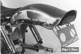 Kit garde boue Bobbed - FX/FXE 71/84 & FLH 65/85 - Avec feu Slice