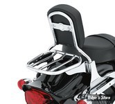 PORTE BAGAGES TAPERED SPORT - 50300030 - CHROME