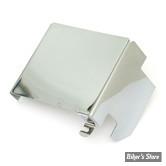 Cache batterie - FL ET FLH 70/84 - OEM 66074-83 - CHROME