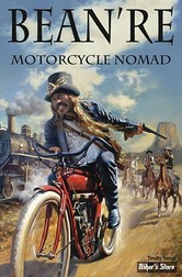 BOOK - BEAN'RE MOTORCYCLE NOMAD