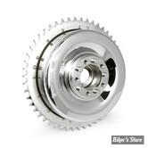 ECLATE H - PIECE N° 11 - Tambour de frein assemblé - Arriere - 58/62 - 41400-58 / 41400-58C - Chrome