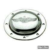 COUVERCLE D EMBRAYAGE - BIG TWIN 36/64 - BIRD EMBOSSED - PAUGHCO