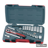 BOITE A OUTILS - TENG TOOLS - 35 PIECES