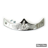 - EMBOUT DE GARDE BOUE ARRIERE & AVANT - OEM 59282-85T - CHROME - Embossed Eagle