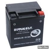 BATTERIE - 66010-97 A/B/C - UN-2800 Dynavolt Nano Gel - GHD30HL-BS