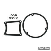 ECLATE I - PIECE N°  A - JOINT INSPECTION ET COUVRE DERBY - FLT/FXR 79/84 - GENUINE JAMES GASKETS - 25416-79