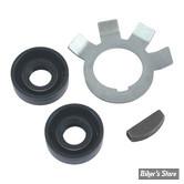 ECLATE A - PIECE N° 12A - Kit joints / clavette / rondelle frein d'ecrou de noix d embrayage - Genuine James