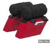 PROTECTIONS DE COUVERCLES DE SACOCHES RIGIDES - RIDETEK - SADDLEBAGS LIDHAULERS : SAC LIDSAK CARGO BAGS