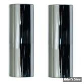 ECLATE N - PIECE N° 45 - TUBES DE FOURCHES CHROMES 41MM FL49/E77 - 20 7/16 - MCS - OEM 45950-48 - SHOW CHROME