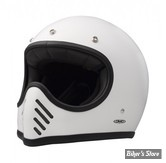 CASQUE INTEGRAL - DMD - SEVENTY FIVE - COULEUR : BLANC