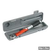 "CLEF DYNAMOMETRIQUE - Teng Tools - 3/8"" - 5/25 Nm"