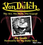BOOK - VON DUTCH