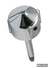 ECLATE R - PIECE N° 00 - DISTRIBUTEUR BIG TWIN 36/69 - S&S - ALU poli - couvercle dome - 55-1269