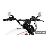 GUIDON BMX / MOTO STYLE - BURLY - SCRAMBLER - 6 - NOIR