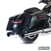 SILENCIEUX S&S - GRAND NATIONAL MUFFLERS - TOURING 17UP - CHROME - 550-0693