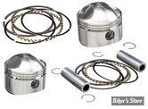"ECLATE G - PIECE N° 20 - KIT PISTONS - S&S - KNUCKLEHEAD, PANHEAD & SHOVELHEAD - STOCK BORE STROCKER 3 7/16"" - +0.060"