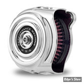 - FILTRE A AIR - PERFORMANCE MACHINE - SPORTSTER 91UP - VINTAGE AIR CLEANER - CHROME