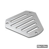 - FILTRE A AIR -  BURLY BRANDS - HEX AIR CLEANER - PLAQUE FRONTALE OPTIONNELLE - SLOTTED - CHROME