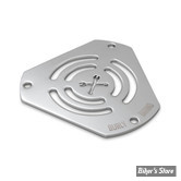 - FILTRE A AIR -  BURLY BRANDS - HEX AIR CLEANER - PLAQUE FRONTALE OPTIONNELLE - WRENCHES - CHROME