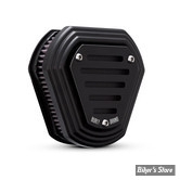 - FILTRE A AIR -  BURLY BRANDS - HEX AIR CLEANER - BT93UP / SOFTAIL 01/15 / DYNA 04/17 / TOURING 02/07 - EVOLUTION & TWINCAM - NOIR