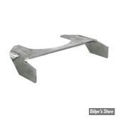 GARDE BOUE ARRIERE A SOUDER - BK STILLETTO : Support en acier pour Softail - 150/180
