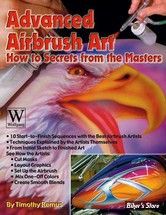 AIRBRUSH - ADVANCED AIRBRUSH ART