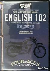 DVD - ENGLISH 102 TRIUMPH TUNE & SERVICE PART 2