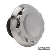 - BOUCHON 96UP / SOFTAIL M8 - ARLEN NESS - GAS CAP 12-POINT - CHROME- 701-010