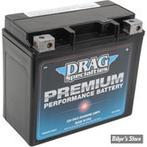 BATTERIE - 65989-97 - DRAG SPECIALTIES - PREMIUM PERFORMANCE - AGM / GEL