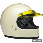 BILTWELL - CASQUE JET - BILTWELL - A - VISIERE MOTO VISOR - COULEUR : JAUNE - 2002-103