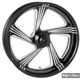 AV - 23 X 3.50 - ROUE PERFORMANCE MACHINE / ROLAND SANDS DESIGN - DYNA FXDWG 93/99 FXWG 81/86 / SOFTAIL FXST 84/99 - ELEMENT - CONTRAST CUT