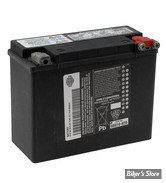 BATTERIE - 66010-82B / 66000210 - HD/AGM