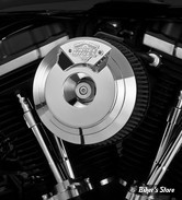 - FILTRE A AIR -  VANCE & HINES - VO2 GRENADE AIR INTAKE - TOURING 08/16 / SOFTAIL 16/17 / DYNA FXDLS 16/17 - CHROME - 70041