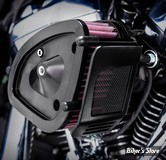 KIT FILTRE A AIR - VANCE & HINES - VO2 NAKED AIR INTAKE - TOURING Milwaukee-Eight® 17UP - POUR COUVERCLE D'ORIGINE - 71035