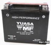 BATTERIE - 65989-97C - YTX20HL-BS - YUASA - High Performance 350CA