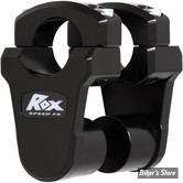 RISERS PIVOTANTS - INDIAN CHIETAIN / ROADMASTER / HD DYNA FXDLS - ROX SPEED FX - NOIR - 1R-P13RIN