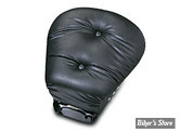 SELLE LE PERA - MONTEREY - SOFTAIL 84/99 - REGAL PLUSH - BAVETTE / CLOUS - LISSE : Pouf Uniquement / Largeur 12 1/2""