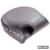 SELLE MUSTANG - WIDE TOURING STUDDED - DYNA 06UP : POUF PASSAGER