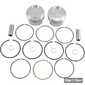 KIT PISTONS - WISECO - BUELL S1/S3/S3T - COTE : +0.020 - K1702