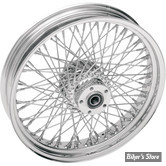 16 X 3.50 - ROUE ARRIERE 80 RAYONS - SPORTSTER / SOFTAIL / FXR / DYNA 86/99 - DNA