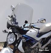 PARE BRISE NATIONAL CYCLE - STREET SHIELD EX / QUICKSET™ - DETACHABLE - POUR GUIDON DE : 22MM - COULEUR : TEINTE 26% - N2567-01