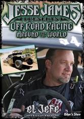 DVD JESSE JAMES - OFF ROAD RACING