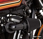 - FILTRE A AIR - ARLEN NESS -  Monster Sucker Air Cleaner - SPORTSTER 88UP - SANS COUVERCLE - NOIR - 81-010