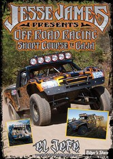 DVD JESSE JAMES - OFF ROAD RACING SHORT COURSE TO BAJA