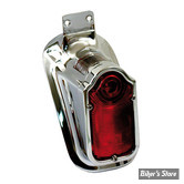 FEU ARRIERE - TOMBSTONE - Eclairage Ampoule - Chrome - EC