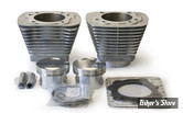 """ECLATE G - PIECE N° 20A - S&S - KIT CYLINDRES/PISTONS S&S - Evolution 1340 - 80"""" CULASSE S&S SUPER STOCK - Alésage 3 1/2"""" - Cylindres alu"""