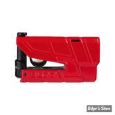 CADENA BLOQUE DISQUE - ABUS - 8077 GRANIT DETECTO XPLUS DISC BRAKE LOCK - ROUGE