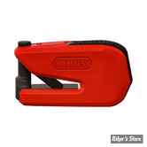 CADENA BLOQUE DISQUE - ABUS - 8078 DETECTO YE B/SB SMARTX DISC BRAKE LOCK - ROUGE
